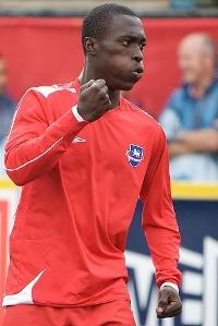 Ghana player scoring