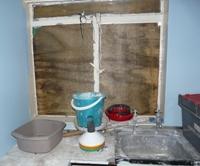 Birdwell Rec changing rooms - sink