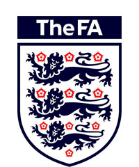 The FA logo