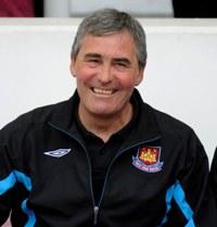 West Ham Academy Director Tony Carr