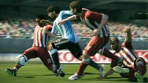 Lionel Messi in PES2011