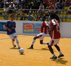 HWC2010 Brazil v Ghana