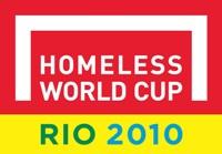 Rio 2010 Homeless World Cup logo