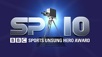 BBC Sports Unsung Hero 2010